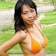 Bikini Stripping Asian Girl