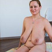 Natasha Yoga Time Saggy Tits