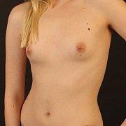 Little Flat Boobies Teenager Topless