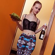 Yoga Pants And Wine Delight