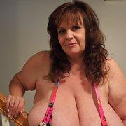 Big Breasts Hanging