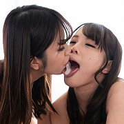Cute Japanese Girl With Pigtails In Uniform