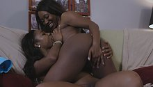 3:29 Lesbian Beauties 19: All Black Beauties