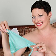 Kali Karinena Sniffs And Stuffs Her Panties
