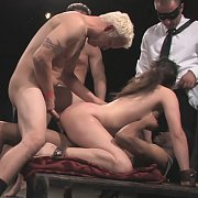 Bobbi Starr Disgraced In The Armory