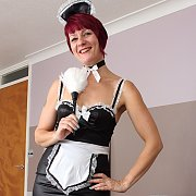 French Maid Penny Brooks