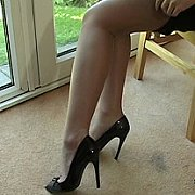 Nylons And Heels Lady