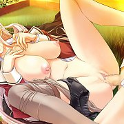 Sexy 3D Woman Sitting On Her Throne