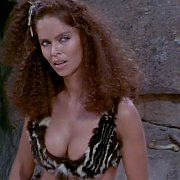 Nice Cleavage On Barbara Bach In 1981