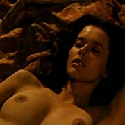 Nude Sylvia Kristel Laying Back In Bed