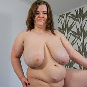 Cora Curvy with Long Breasts