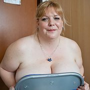 Debbie Says Suck My Big Tits