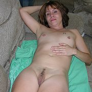 Early Forties Milf Gets Naked
