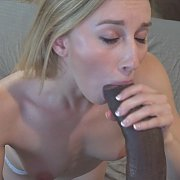 Trying Her First BBC