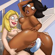 Braided 3D Chick Sucking Tree Man Wood