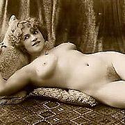 Vintage Nude Erotic Photo