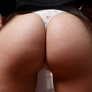 Wicked 3D Woman Crawling Off The Sofa