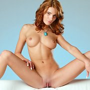 Hot Nude Redhead Babe