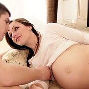Pregnant Creampie Sex