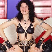 Lusty biker mom