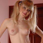 Various Hot Blonde Teens
