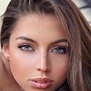 Hot Erotic Brunette Model