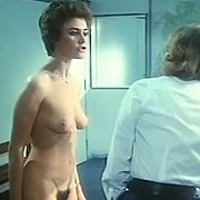 Naked Corinne Clery On The Silver Screen
