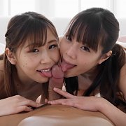 Busty Amateur Jerks For Mouthful