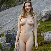 Naked In The Mountains