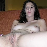 Young Latin Amateur Gets Naked