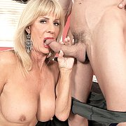Large Tits Mature Sucks