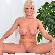 Big Titties Mature Blonde