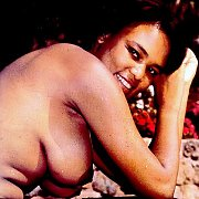 Classic Photo Of Topless Black Woman