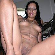 Amateur Black Girl Gets Nude