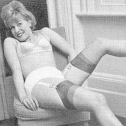 Vintage Leg Wear Ladies