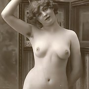 Black And White Vintage Nudes