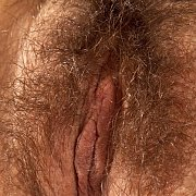 Nice furry vagina amateur