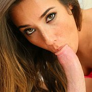 Busty Freckled Chest Cougar On Her Lover