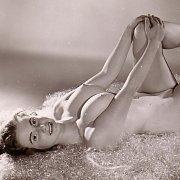 Nude Vintage Woman Photograph