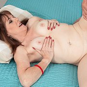 Forget The Pizza, This Milf Is Hungry For Cock with Pandora