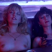 Sheryl Lee Showing Her Small Titties Back In 1992