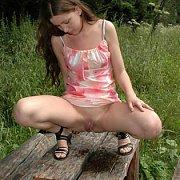 Picnic Bench Pisser