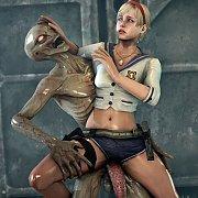 Monster sex photos