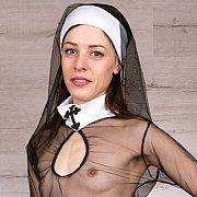Sexy Nun Maria Ariana