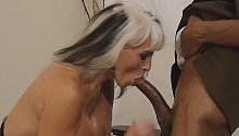 3:19 Black Masseuse with Sally D'Angelo