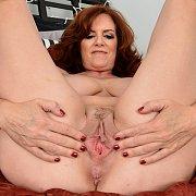Redhead Milf Andi James Big Tits