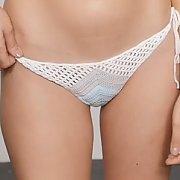 Front Shot Bikini Bottoms