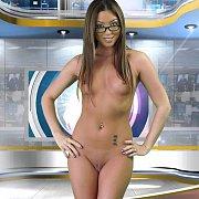 Nude News Model Natalia Forrest