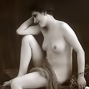 Nude from the twenties