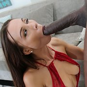 Impaled By A BBC with Aidra Fox